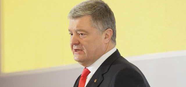 «Под шумок военного положения»: нардеп сообщил о грандиозной афере Порошенко