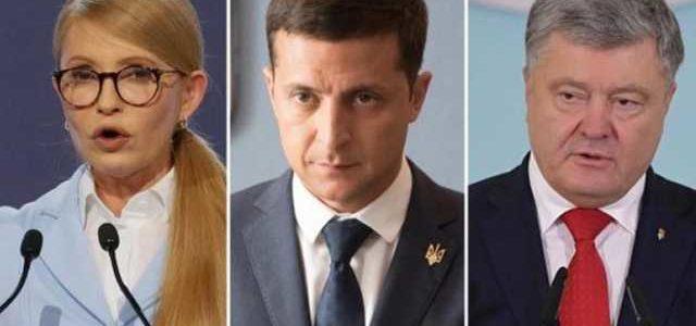 Зеленский стал серьезным вызовом не только для Порошенко, но и потенциально для Тимошенко – Фесенко