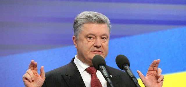Доходы Порошенко за год выросли в 82 раза
