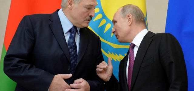 Путин планирует присоединение Беларуси, чтобы удержать власть