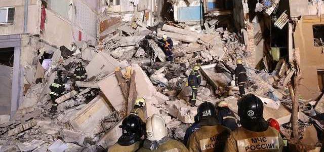ИГИЛ взяло на себя ответственность за взрывы дома и маршрутки в Магнитогорске