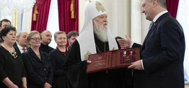 Юрий Бутусов: Филарет преподал урок Порошенко, Тимошенко и другим политическим лидерам