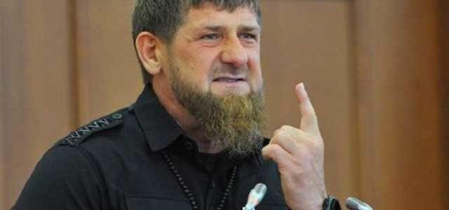 """Кадыров публично пригрозил """"достать"""" нардепа Березу"""