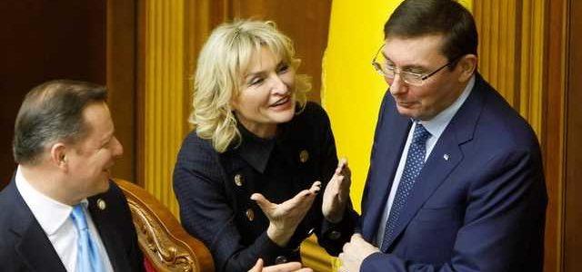 Луценко ответил, почему Интерпол не хочет искать Януковича