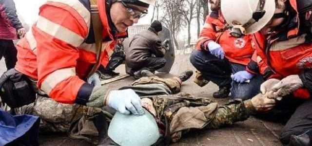 Спасатели Майдана