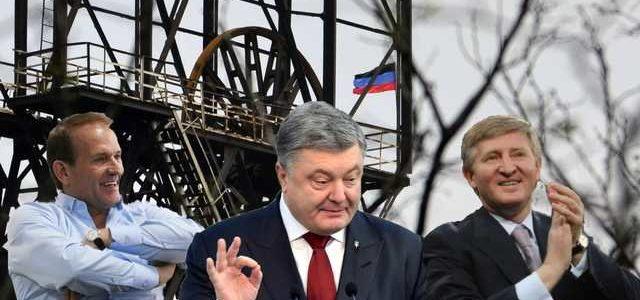 Медведчук и Ахметов готовятся к поражению Порошенко — Лещенко
