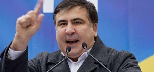 Луценко – кандидат в санкционный список США и атакует первым, – Саакашвили