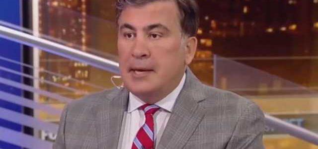 """Саакашвили берет Порошенко """"на слабо"""" и требует вернуть ему паспорт Украины"""
