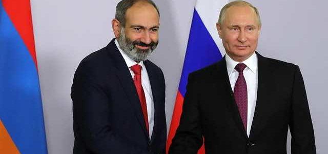 Премьер-министр Армении не смог ответить, чей Крым