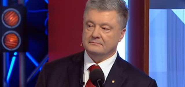 """Порошенко сам решил пойти на """"1+1"""" и это был экспромт, – штаб президента"""