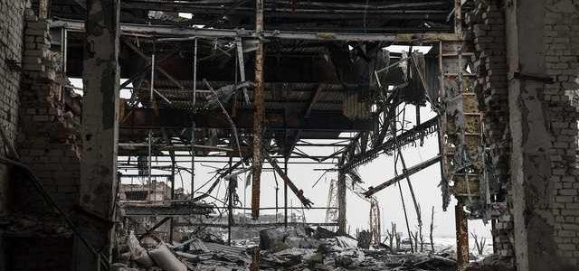 Исповедь «ополченца»: до сих пор непонятно, как украинцы держались в ДАПе