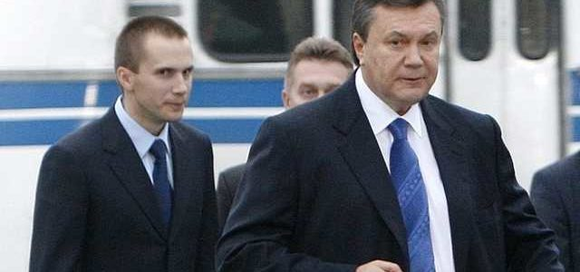 Суд снял арест с миллиардов Януковича в его же банке